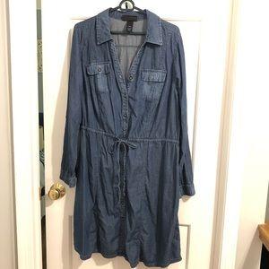 Lane Bryant Chambrey Dress
